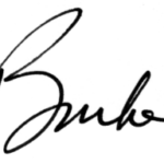 burke signature logo