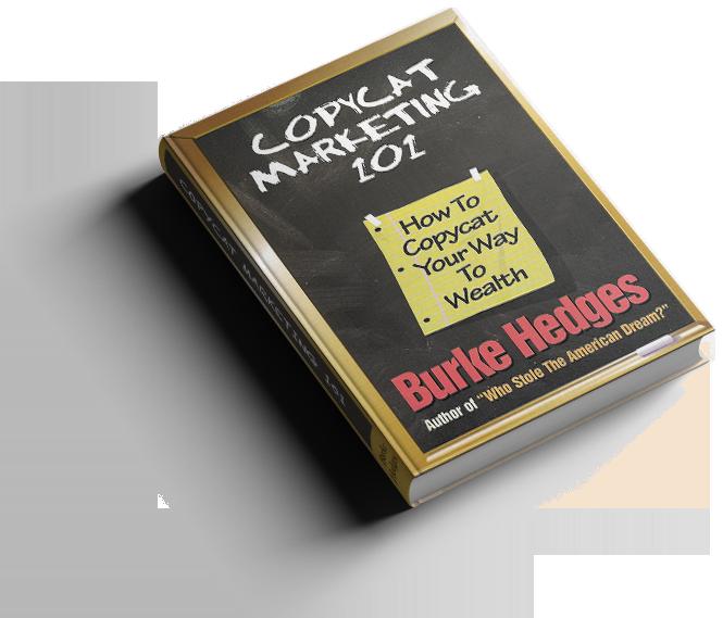Copycat Marketing 101 Ebook